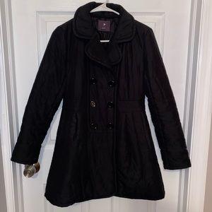 ⚫️ Forever XXI Pea Coat/ Trench Coat 💋